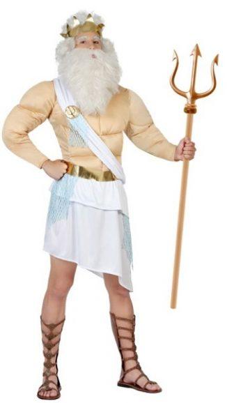 dios griego musculoso