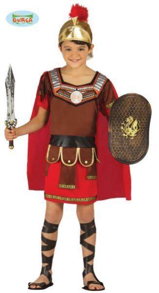 centurión romano infantil