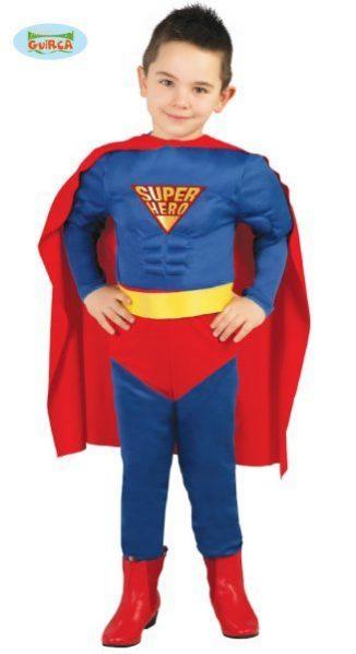 muscle hero infantil
