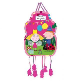 piñata ben y holly