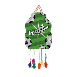 piñata futbol