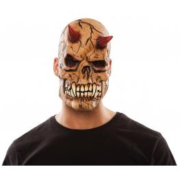 mascara demonio latex