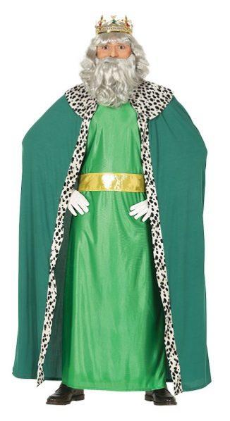 rey mago verde adulto
