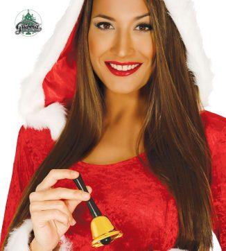Campana Papá Noel 13 Cms.