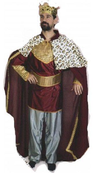 Rey Burdeos aduilto