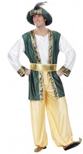Sultán Verde Adulto