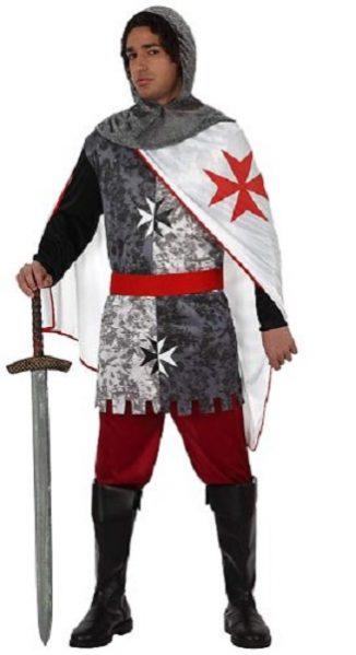 soldado medieval adulto