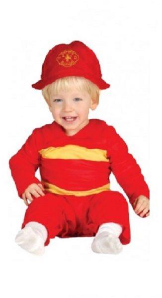 bombero bebe