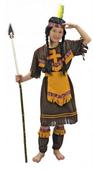 india marrón