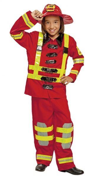 bombero infantil