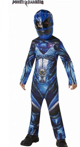 Power Blue Ranger Infantil