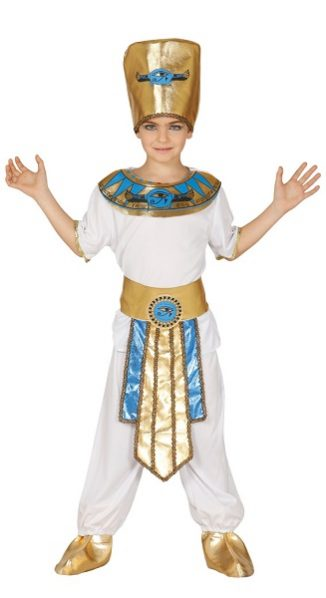 Faraón Egipcio Infantil
