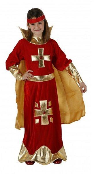 dama medieval cristiana