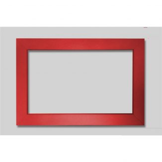 marco rojo grande