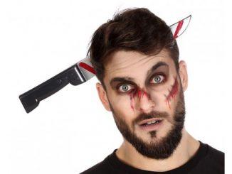 Diadema Cuchillo Halloween