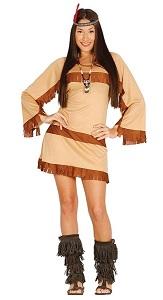 Disfraces Indios y Vaqueros