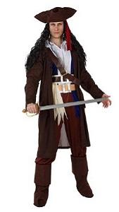 Disfraces Piratas, Bucaneros y Corsarios.