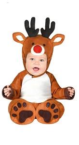 .Disfraces Navidad Bebés